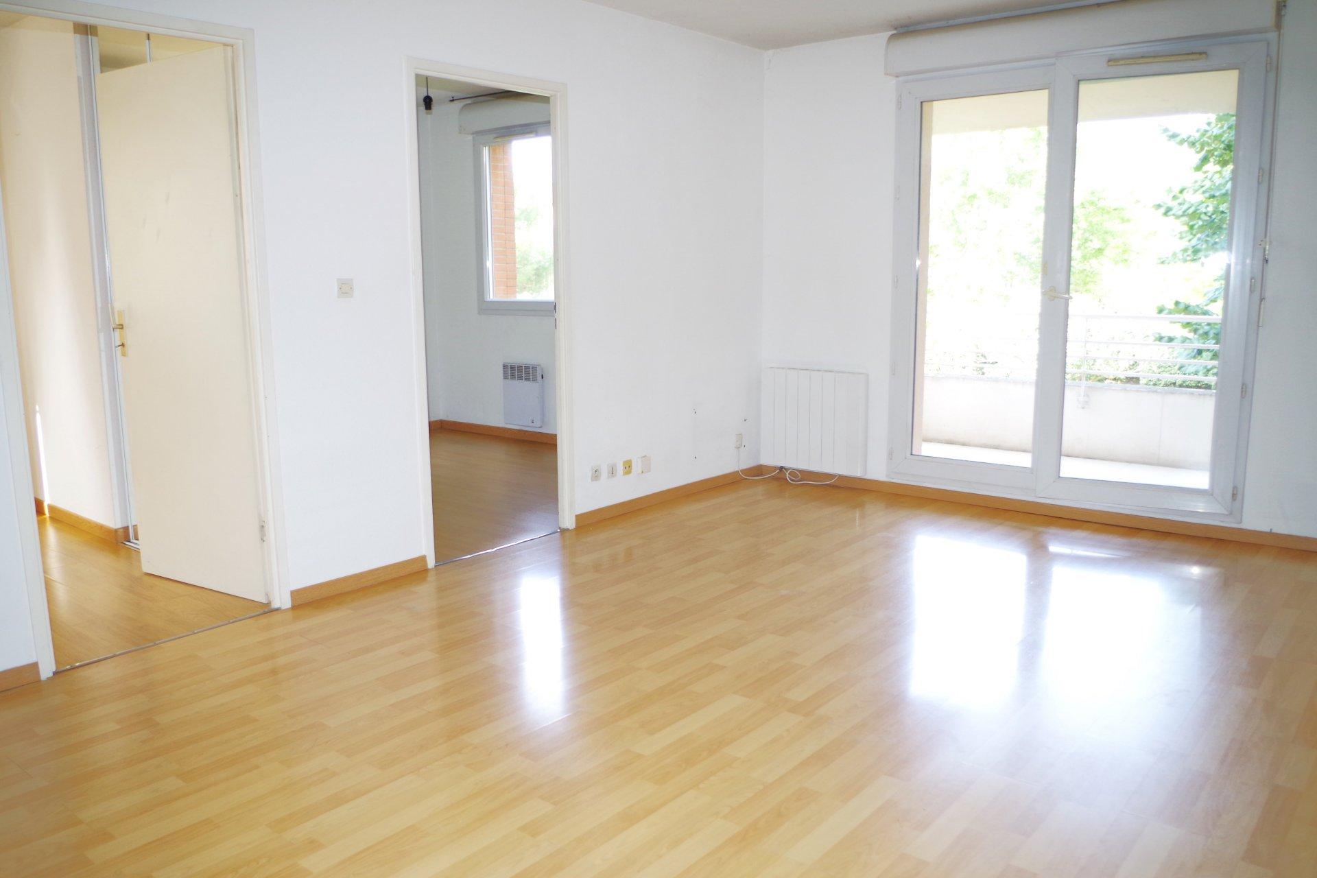 APPARTEMENT T3 - 48 m² - TOULOUSE RTE DE SEYSSES