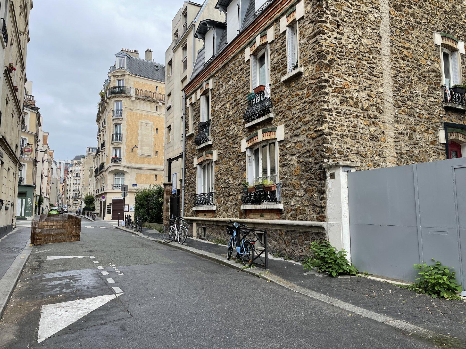 Paris XXe - Gambetta / Pelleport