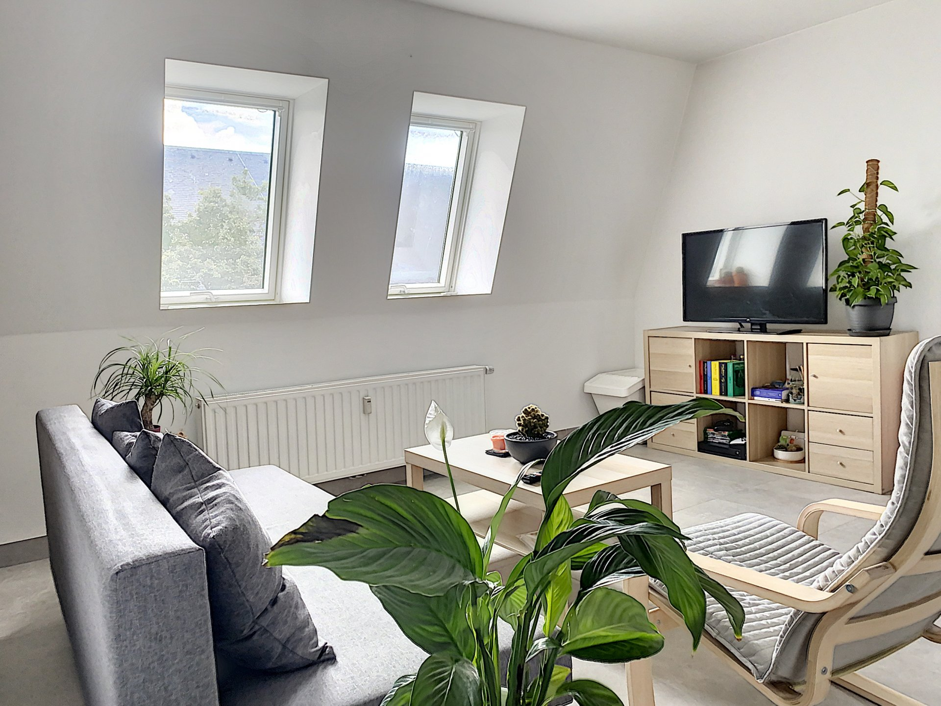 Appartement meublé avec garage / Differdange