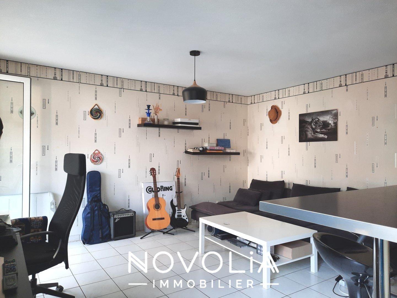 Achat Appartement, Surface de 48.38 m²/ Total carrez : 48 m², 2 pièces, Villeurbanne (69100)