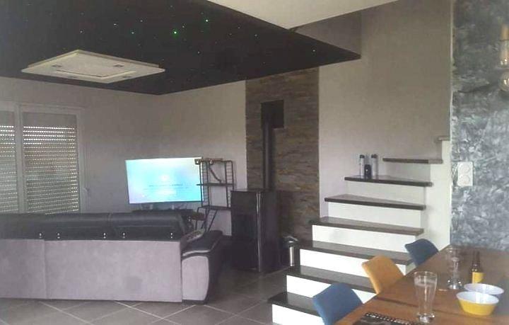 A VENDRE , Plougar, maison contemporaine 3 pièces 75m2