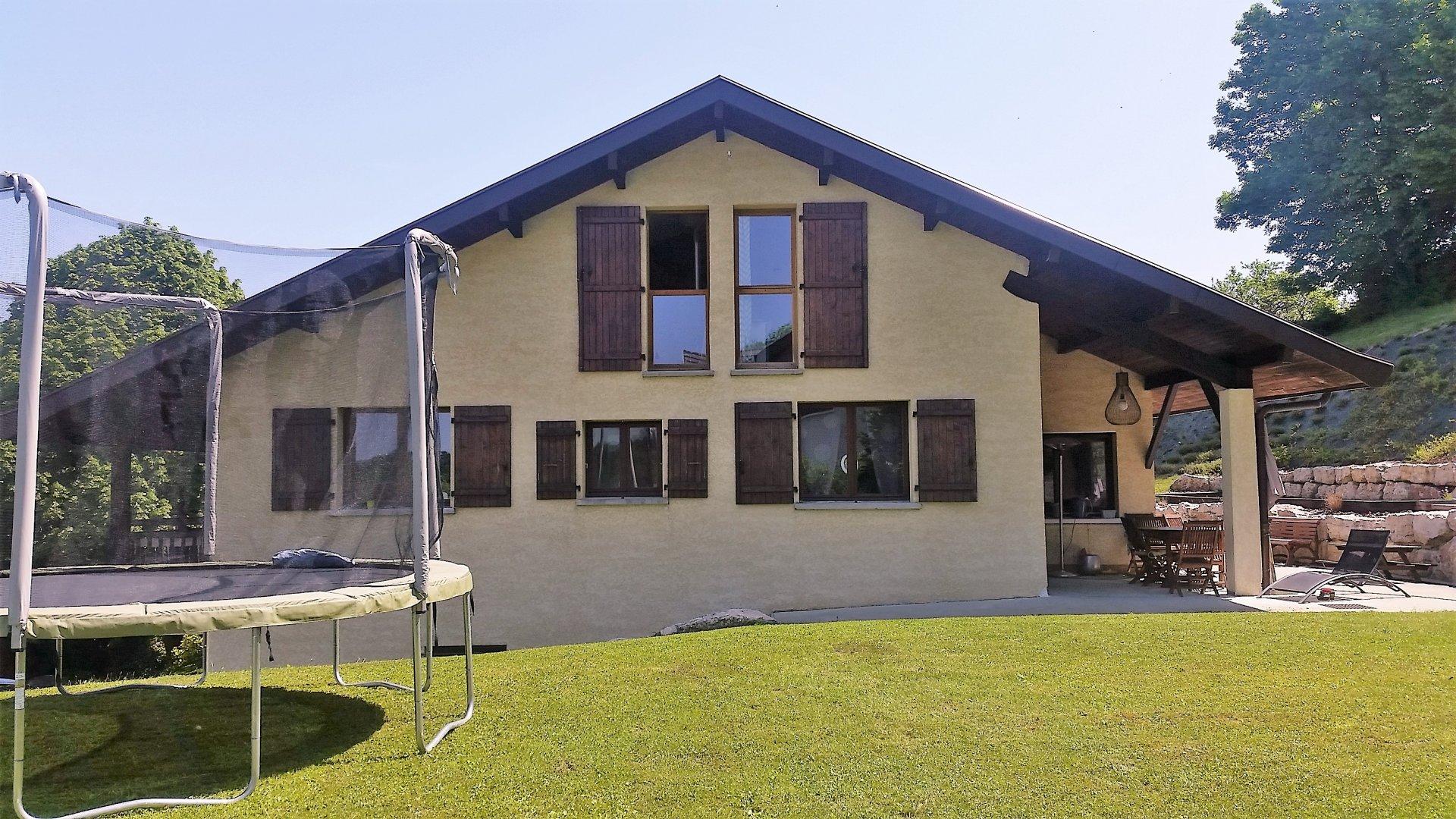 Grande maison familiale à ANNECY