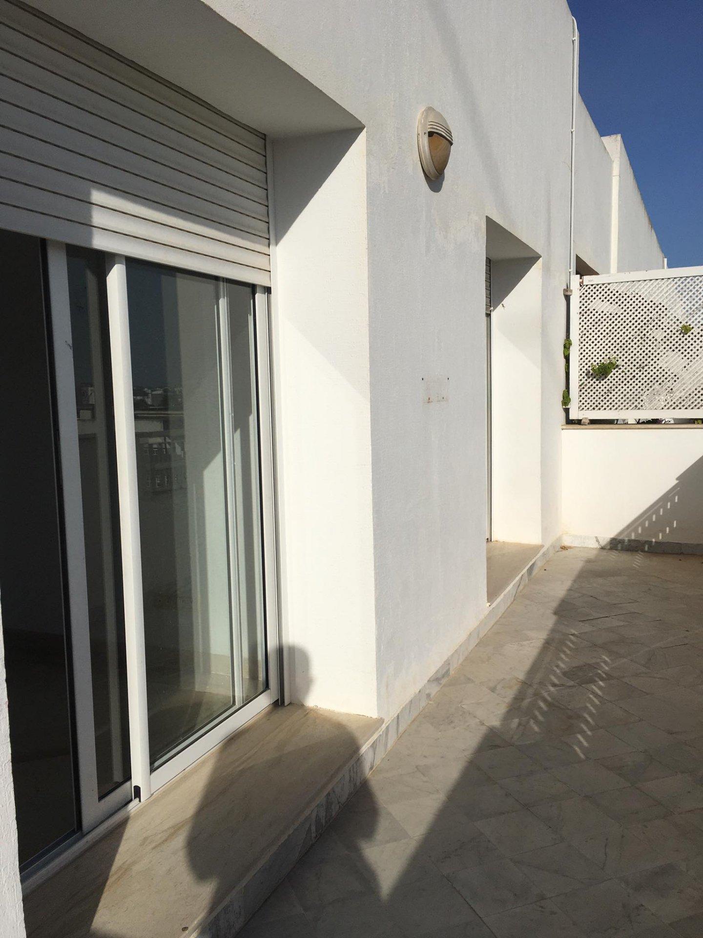 Location Appartement S+2 Marsa Carrefour
