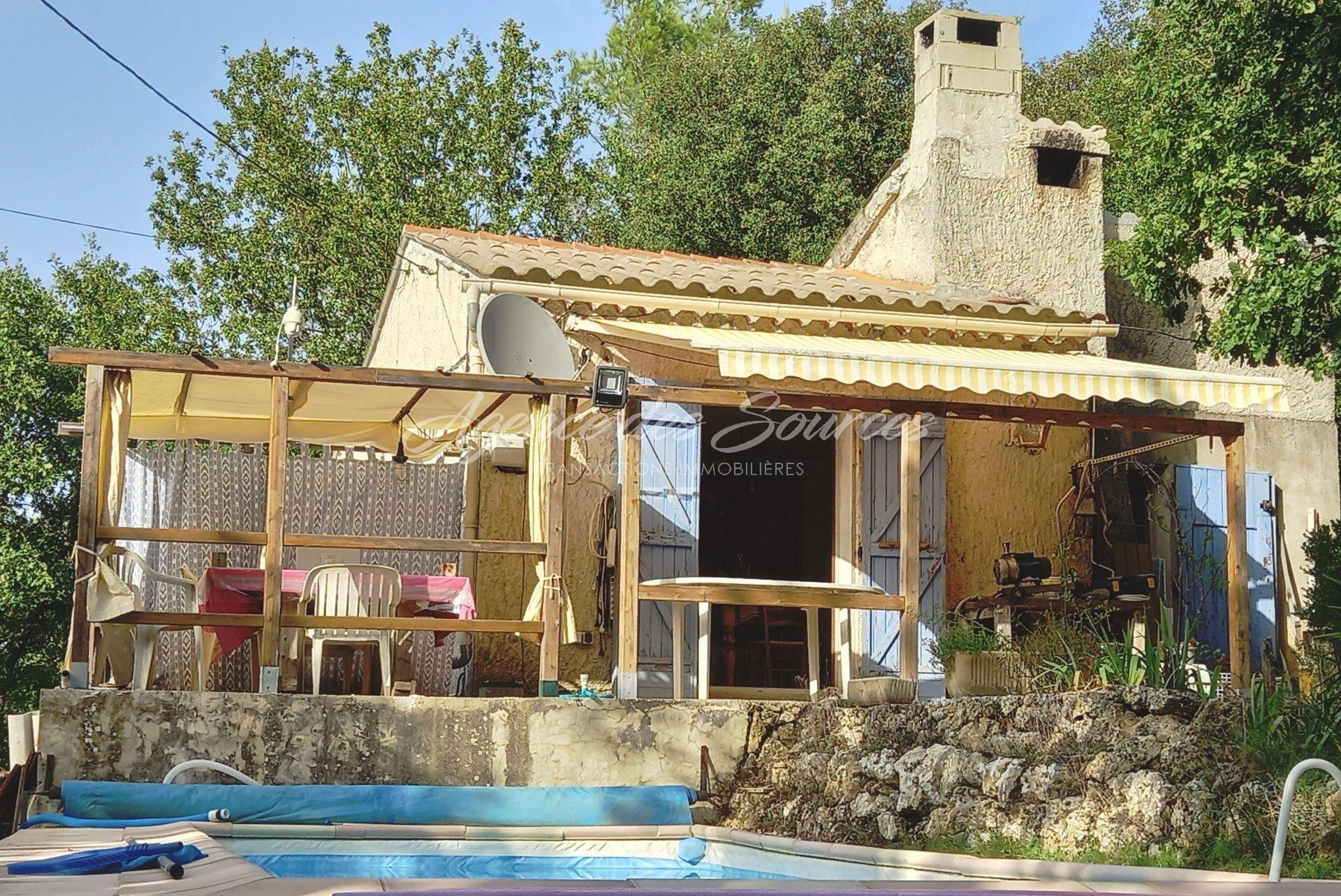 EXCLU : Villa en campagne à Bras