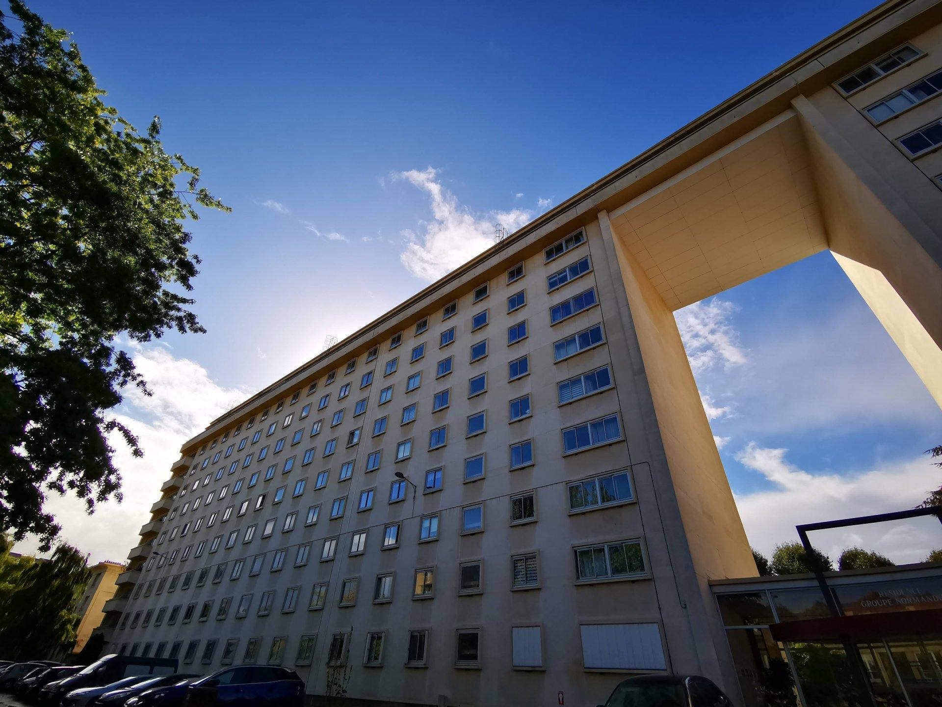 Appartement T4 vue sur Rouen