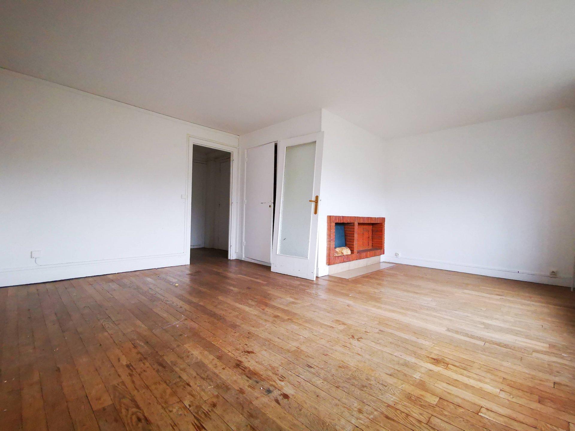 Appartement 3 chambres, Quais de Rouen
