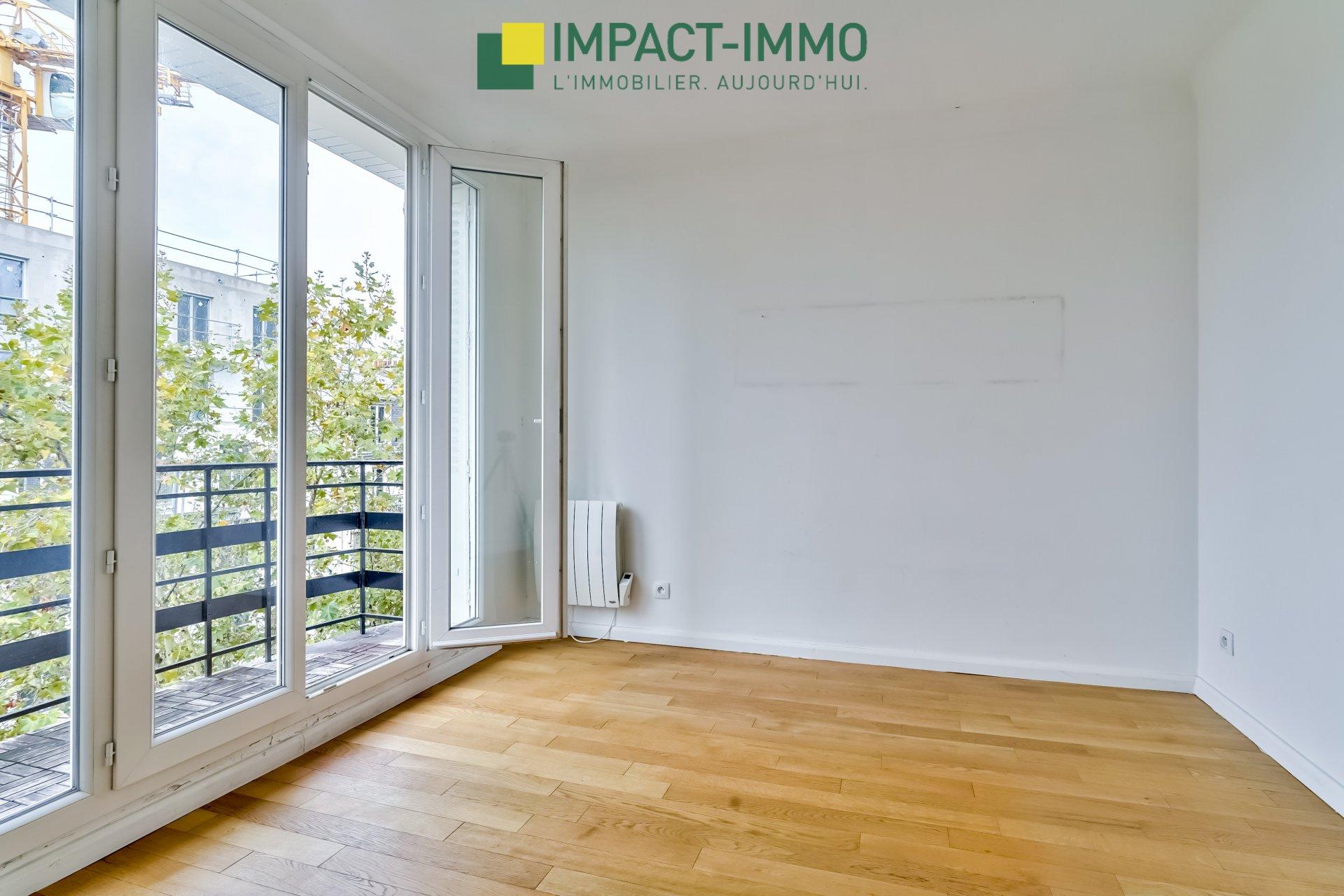 Dernier étage - Balcon