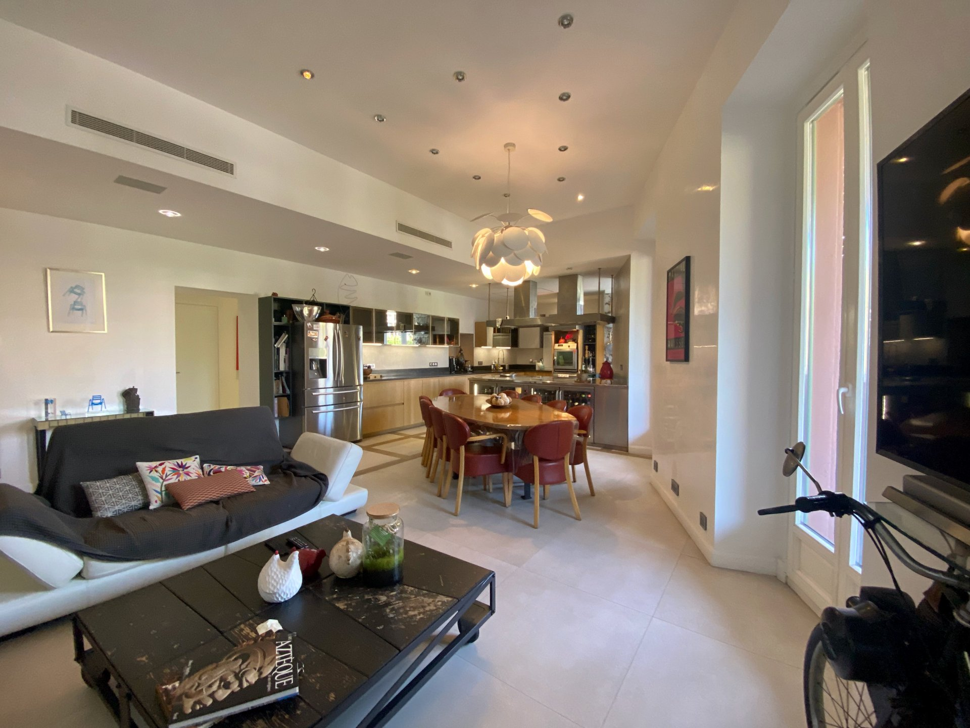 Nice Coulée Verte - 2 Bedrooms apartement with Terrace