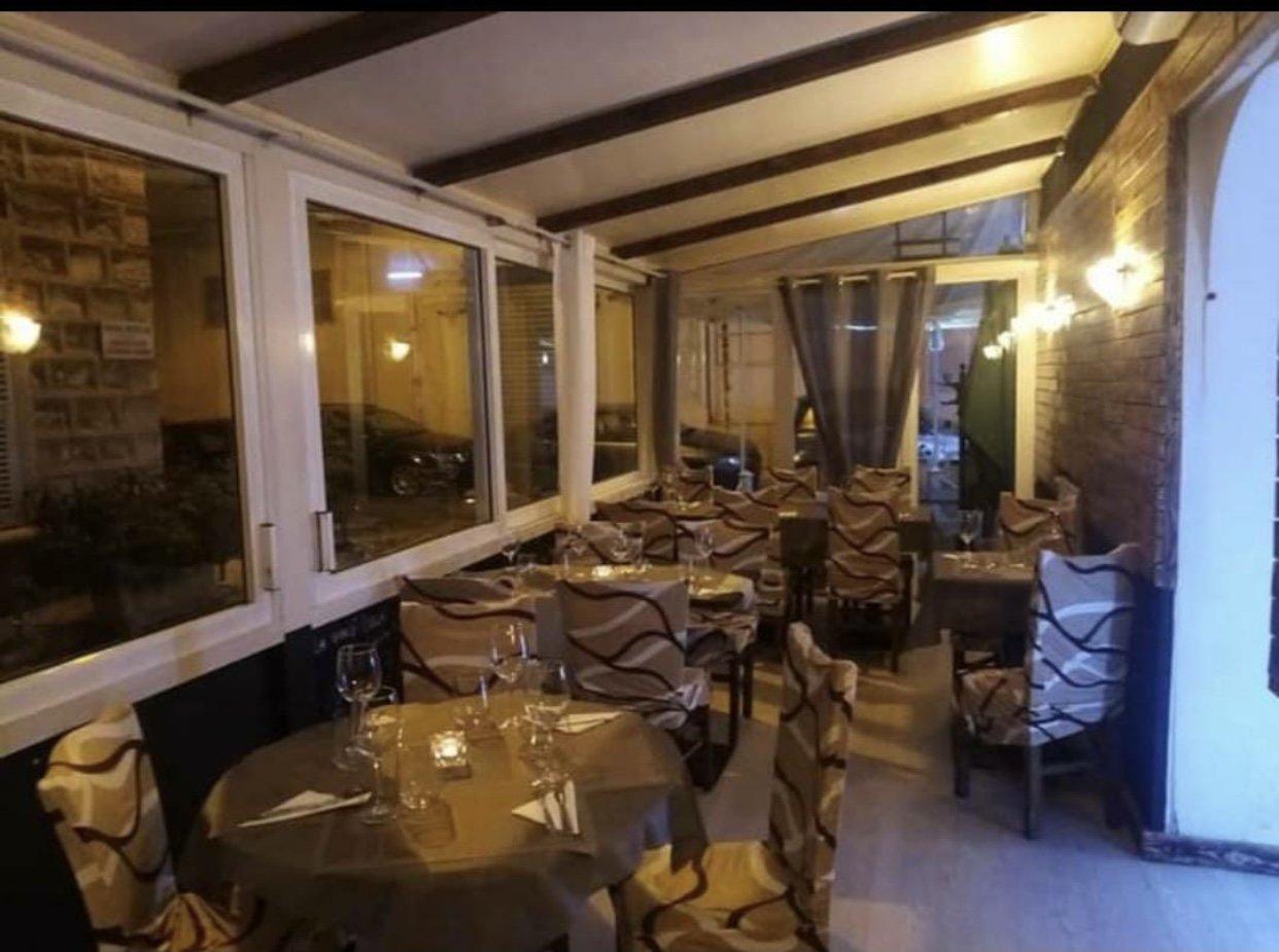 Menton Centre- FONDS DE COMMERCE- Restaurant