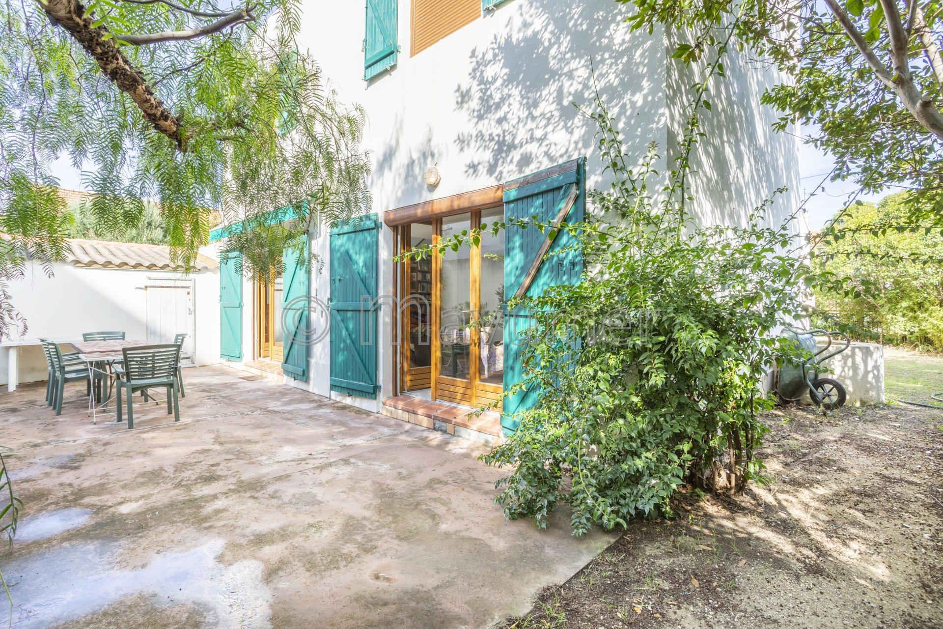 Maison T6 avec jardin -13009 Marseille St Marguerite