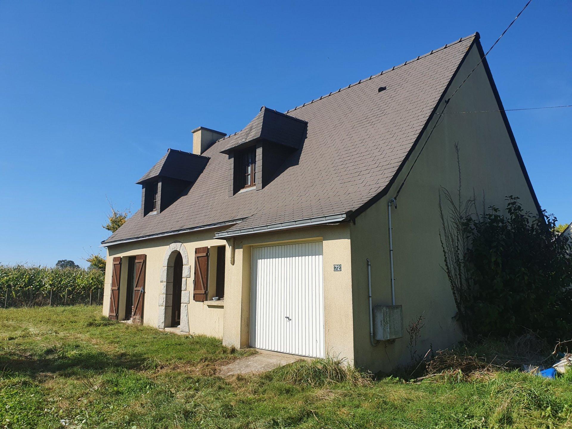 Sale House - Plélan-le-Grand