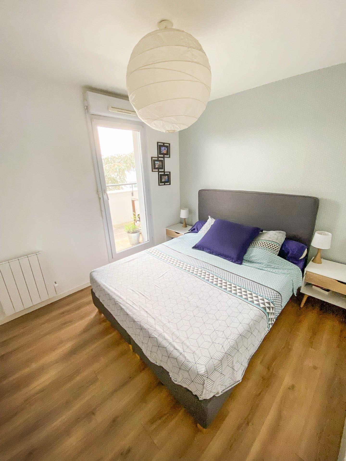 Appartement T3 dans quartier très recherché Nantes Chantenay