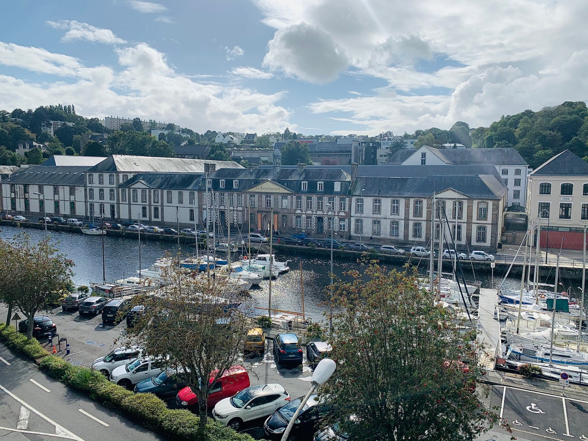 A VENDRE, port de Morlaix