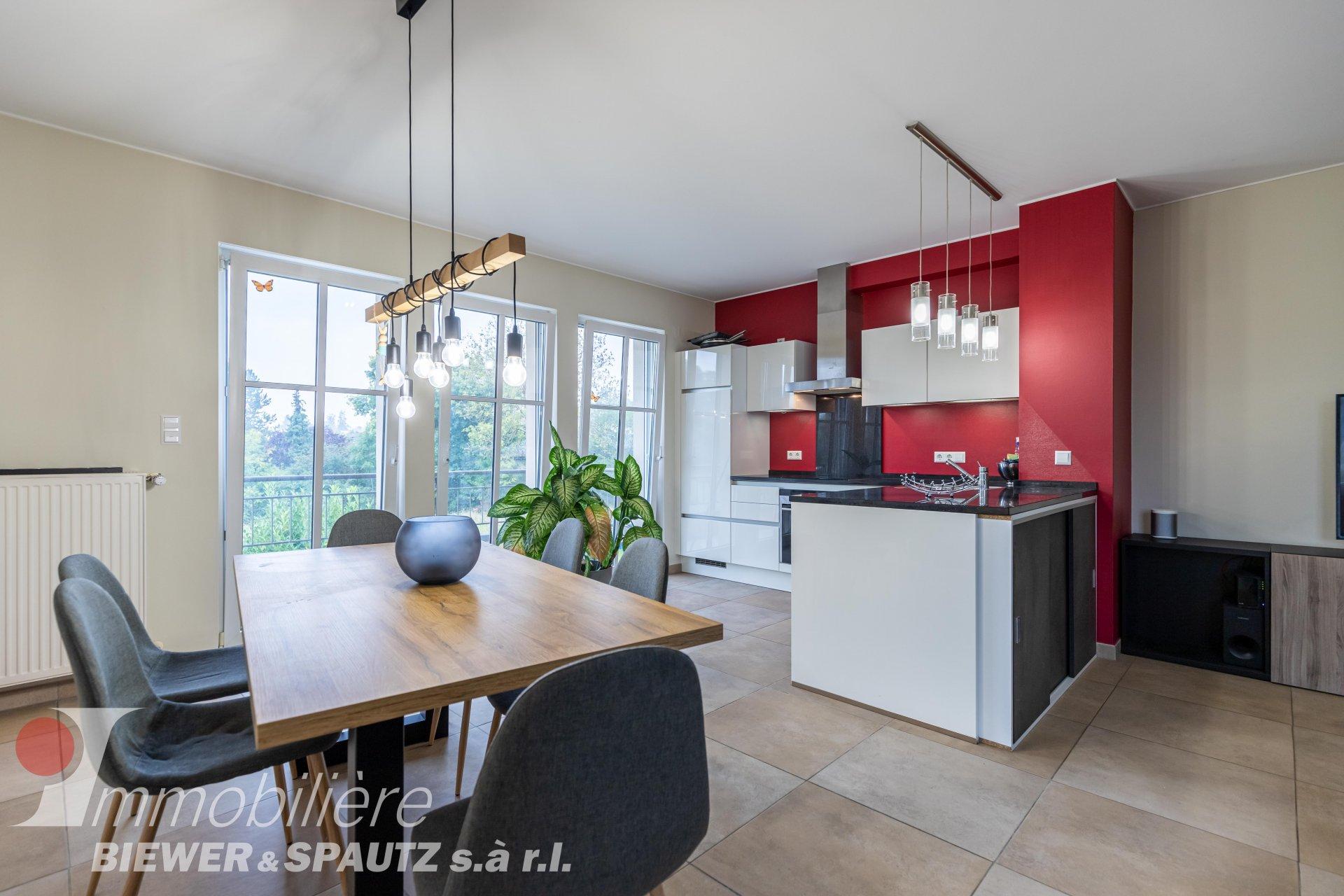 ZU VERMIETEN - Wohnung mit 2 Schlafzimmer in Junglinster