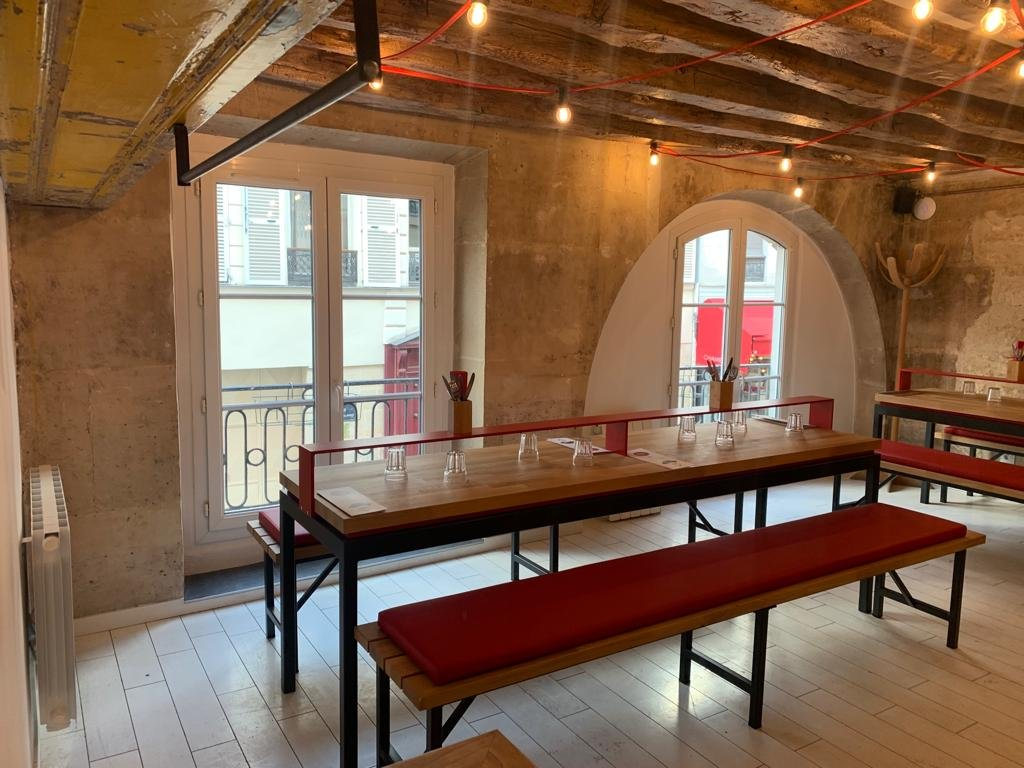 Murs de restaurant vendu loué Rue René Boulanger