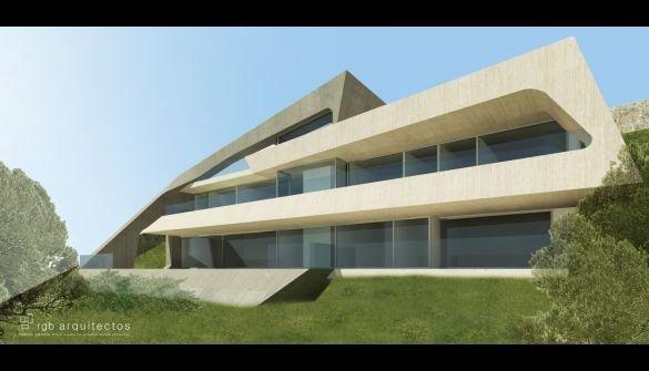 Nieuw luxe villaproject in Altea Hills