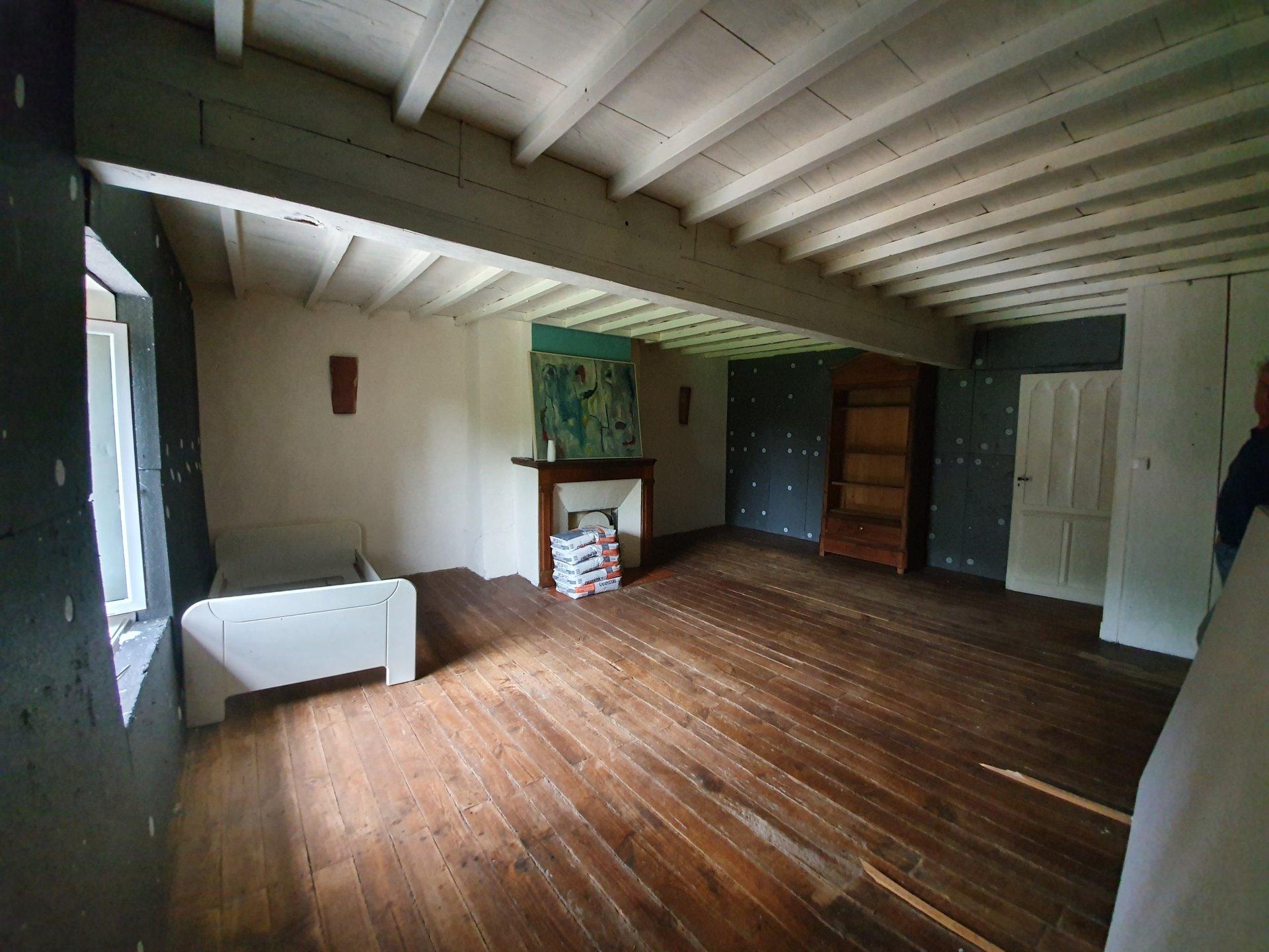 A 15mn de Lannemezan, maison de caractère sur 5000 m² de parc