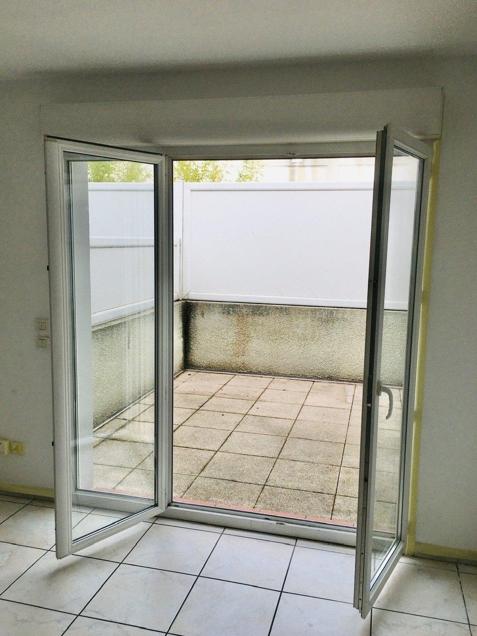 Appartement T2 en RDC avec terrasse