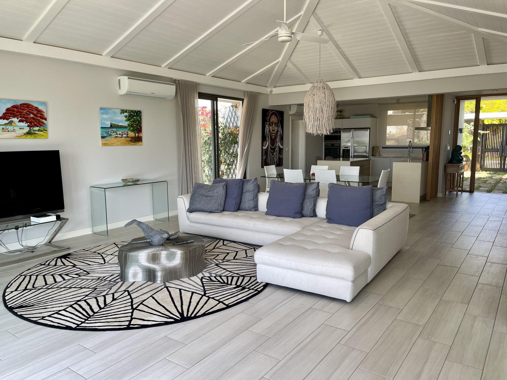 Sale Villa - Roches Noires - Mauritius