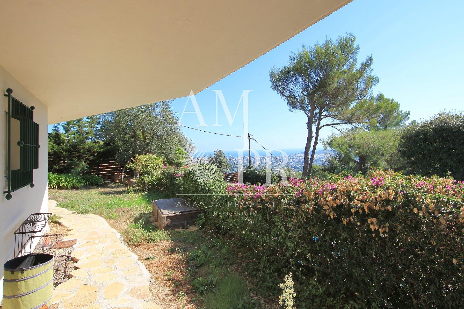 Villa Sea view - Golfe Juan
