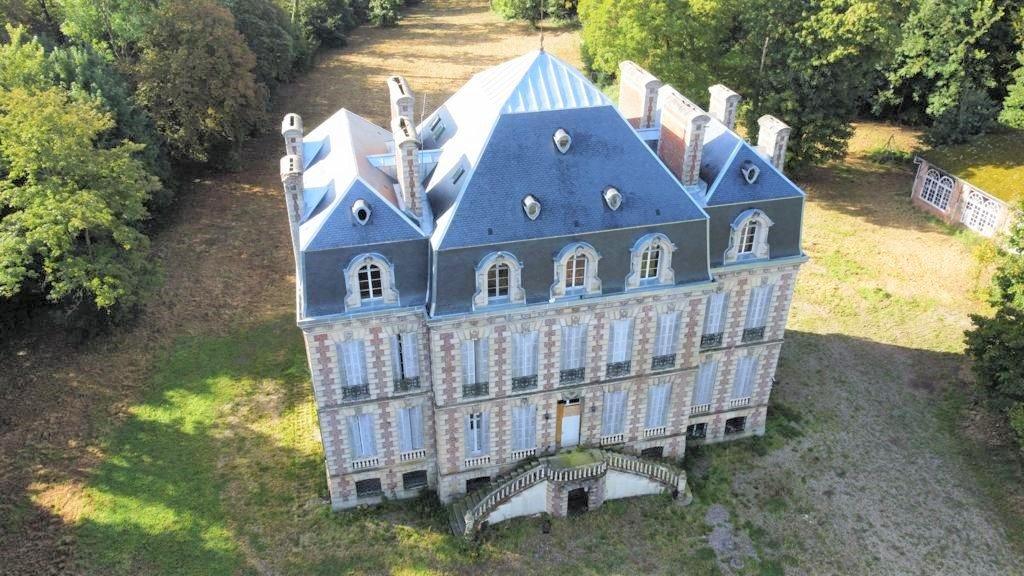 CHATEAU AVEC PARC - 980m2 – Montigny sur l'hallue