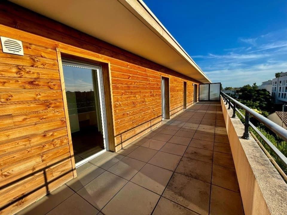 Magnifique T3 avec terrasse