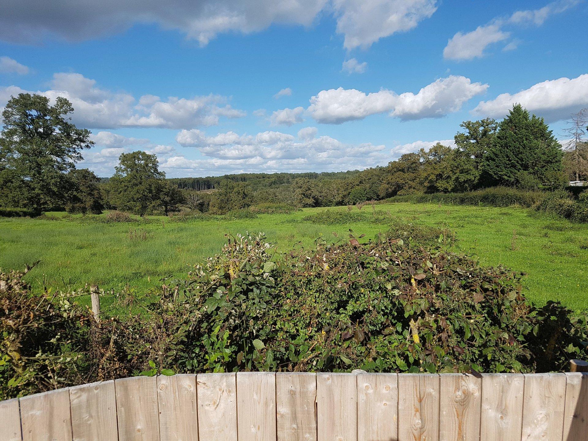 Haus mit Innenhof und Garten zu verkaufen bei Chaillac 36