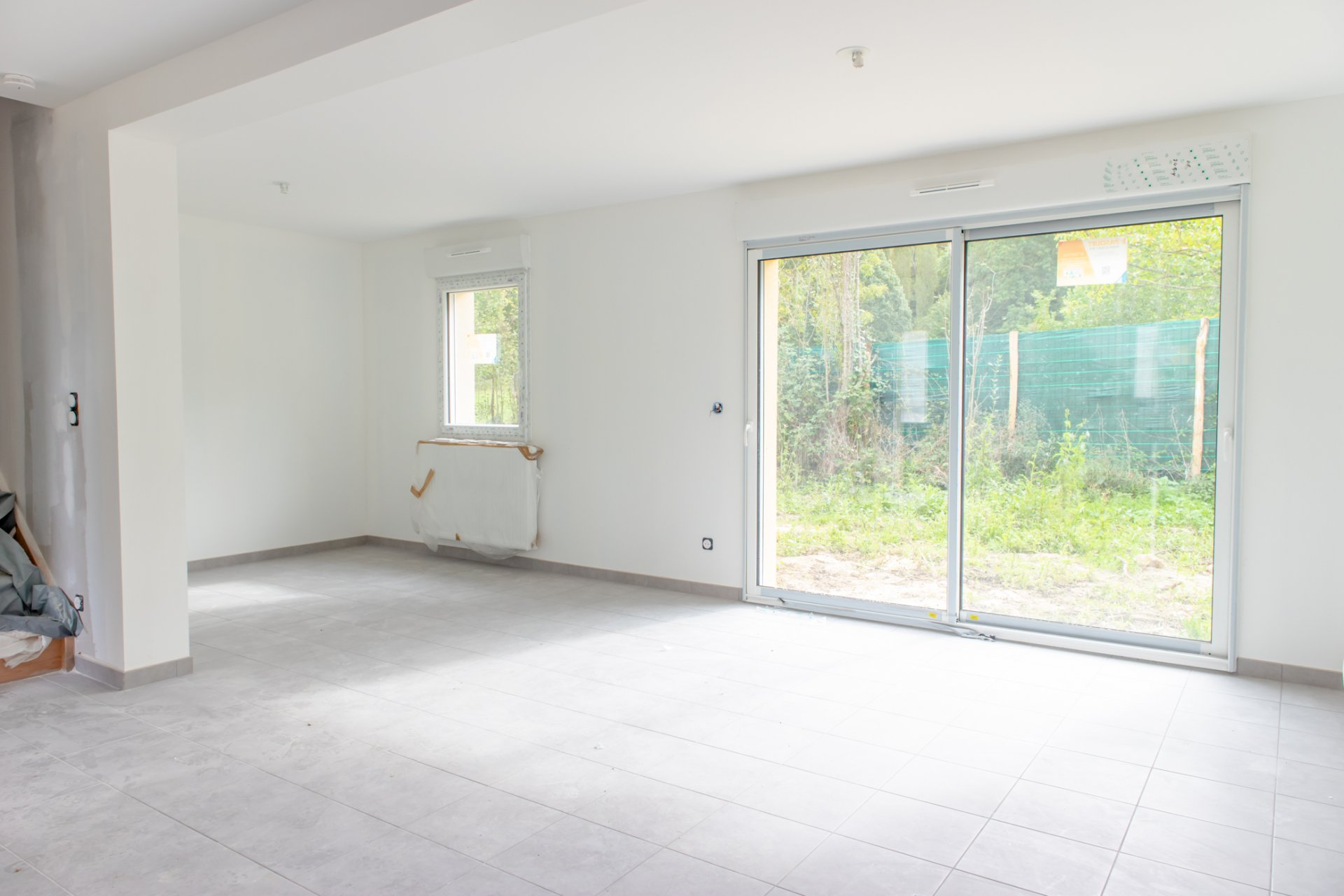 Maison individuelle neuve 3ch + garage