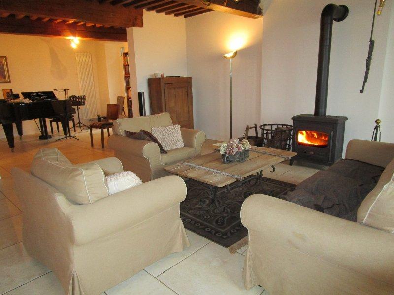 Te koop grote vrijstaande woning Lormes Morvan Bourgogne