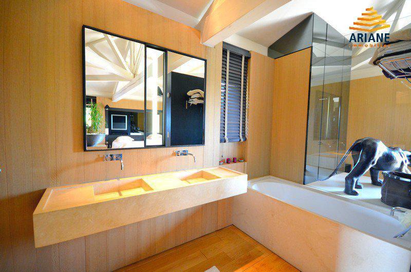 Luxueuse maison d'architecte climatisée