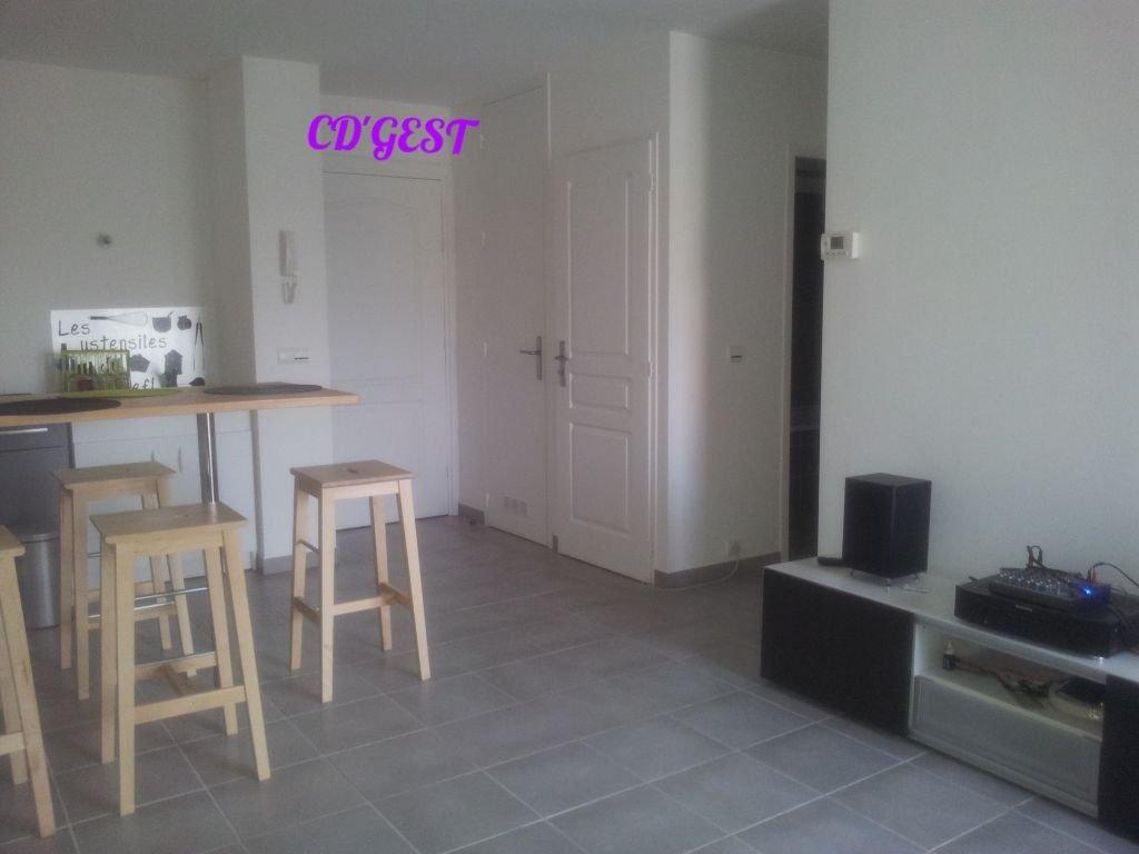 Appartement Montélimar T2 :  39.77 m2