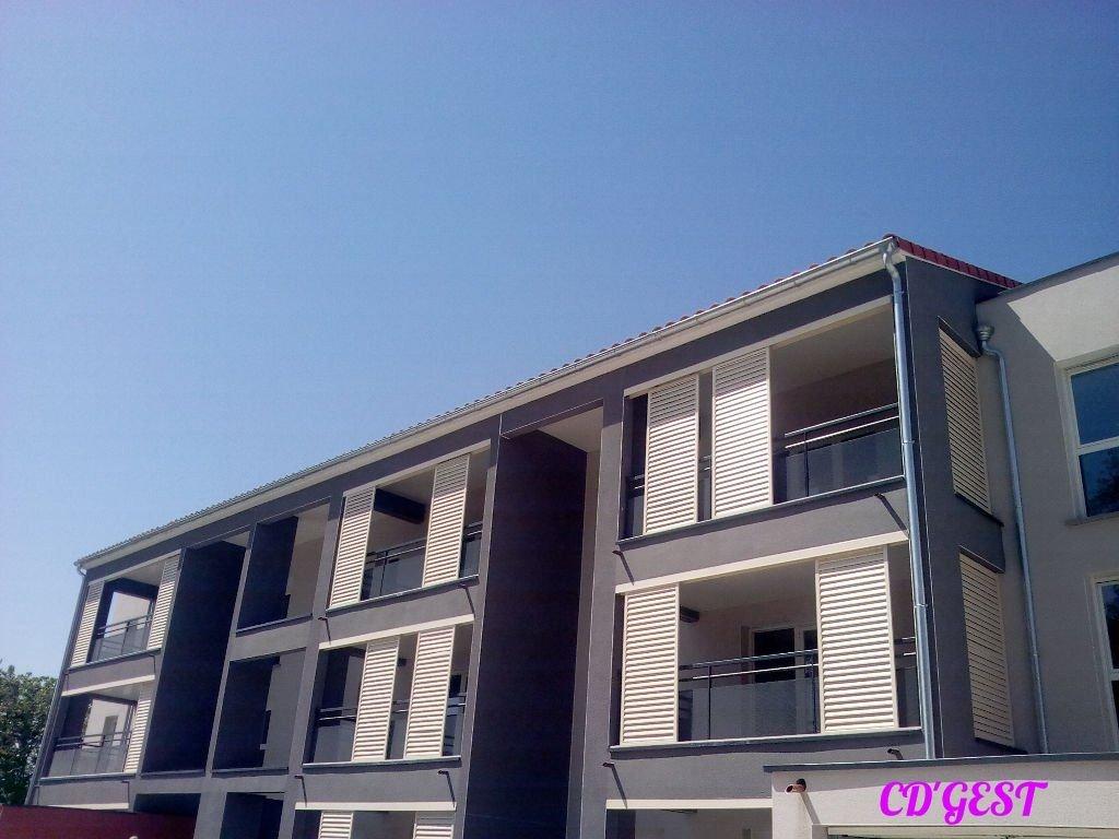 Appartement  T2 : 45.59 m2