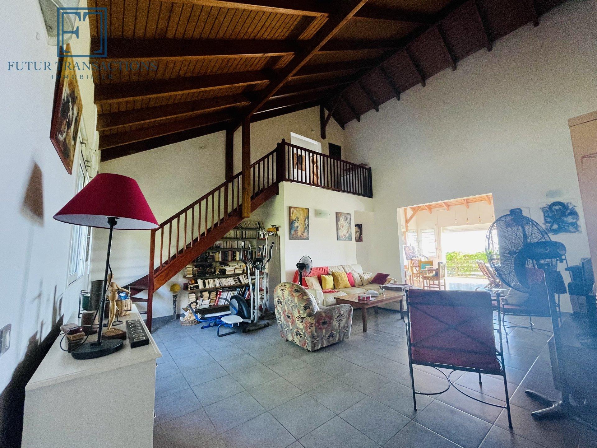 Villa d'architecte vue mer Gosier
