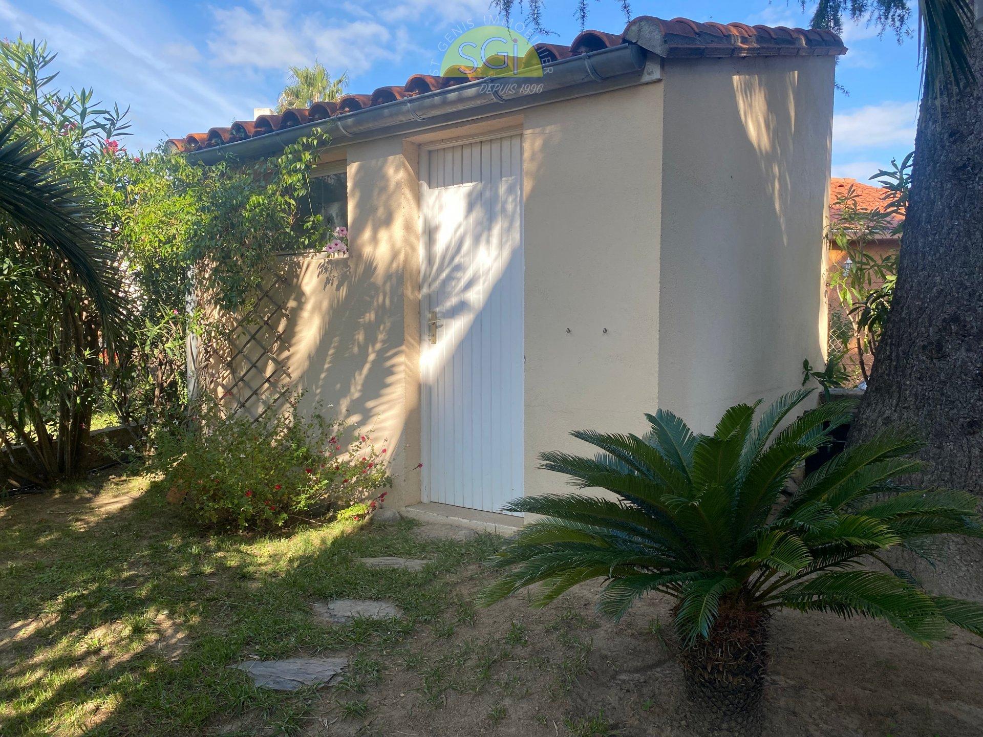 Villa 4 faces avec studio indépendant