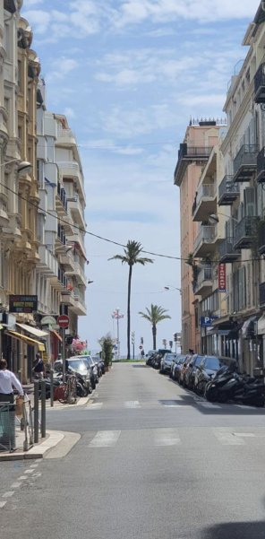 NICE /CARRE D'OR MEYERBEER PROMENADE - 34sqm Studio, fully refurbished - ready to move in - perfect for a secondary home on the Riviera