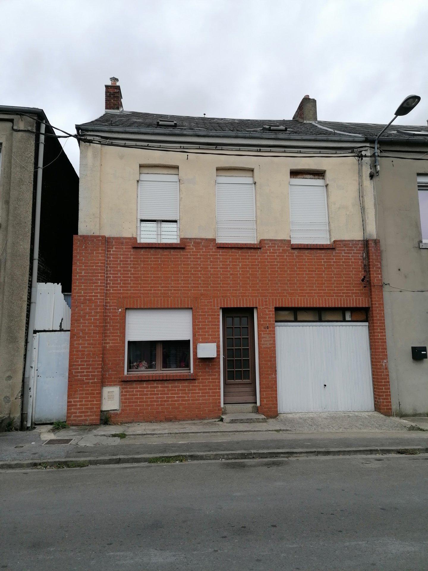 Vente Maison de village - Maubeuge
