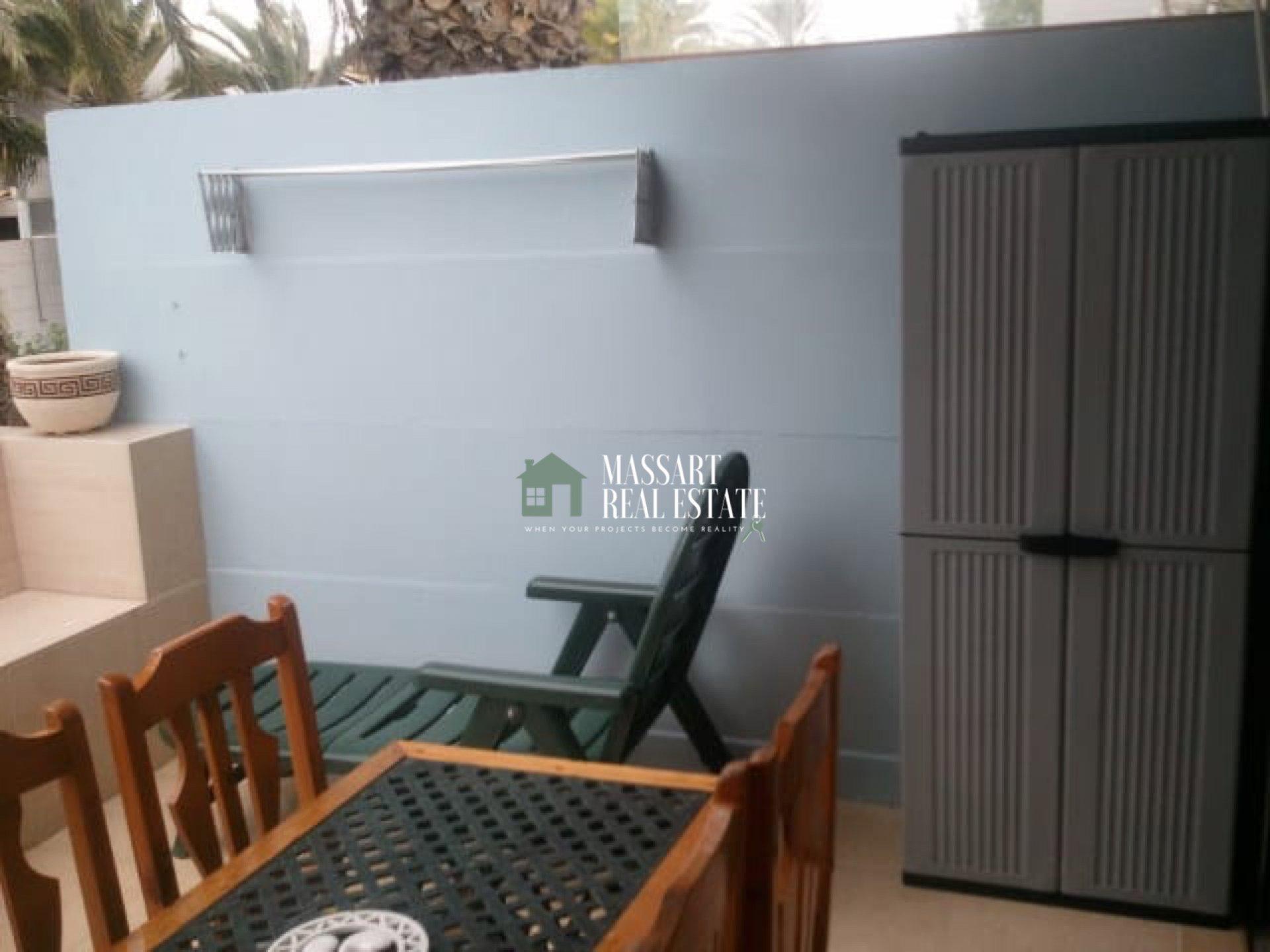 Möblierte Wohnung zum Verkauf in der Wohnanlage Primavera, in der beliebten Gegend Costa del Silencio.
