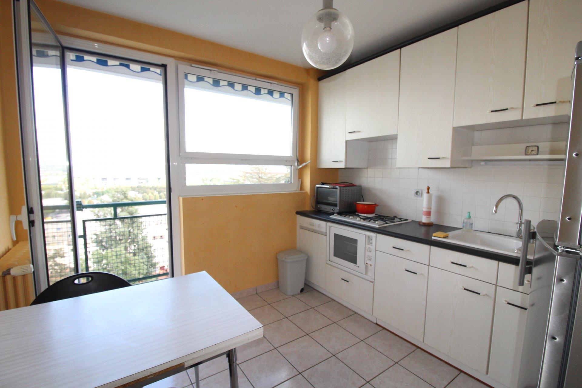 Appartement Saint-Etienne / Bergson Bel-Air 4 pièces 66,51m2