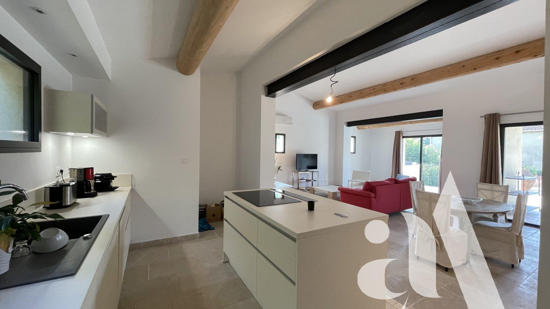 FOR SALE - MAUSSANE LES ALPILLES - RENOVATED HOUSE