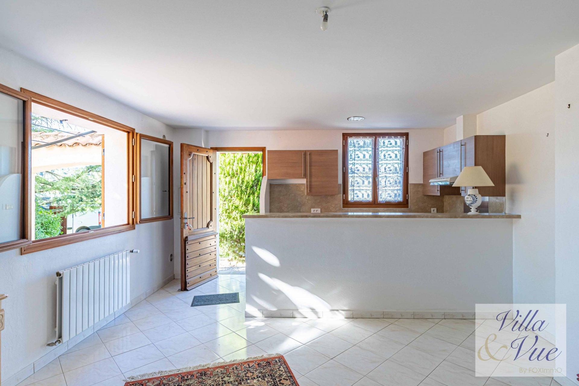 Villa secteur résidentiel Valbonne Vue Collines Piscine