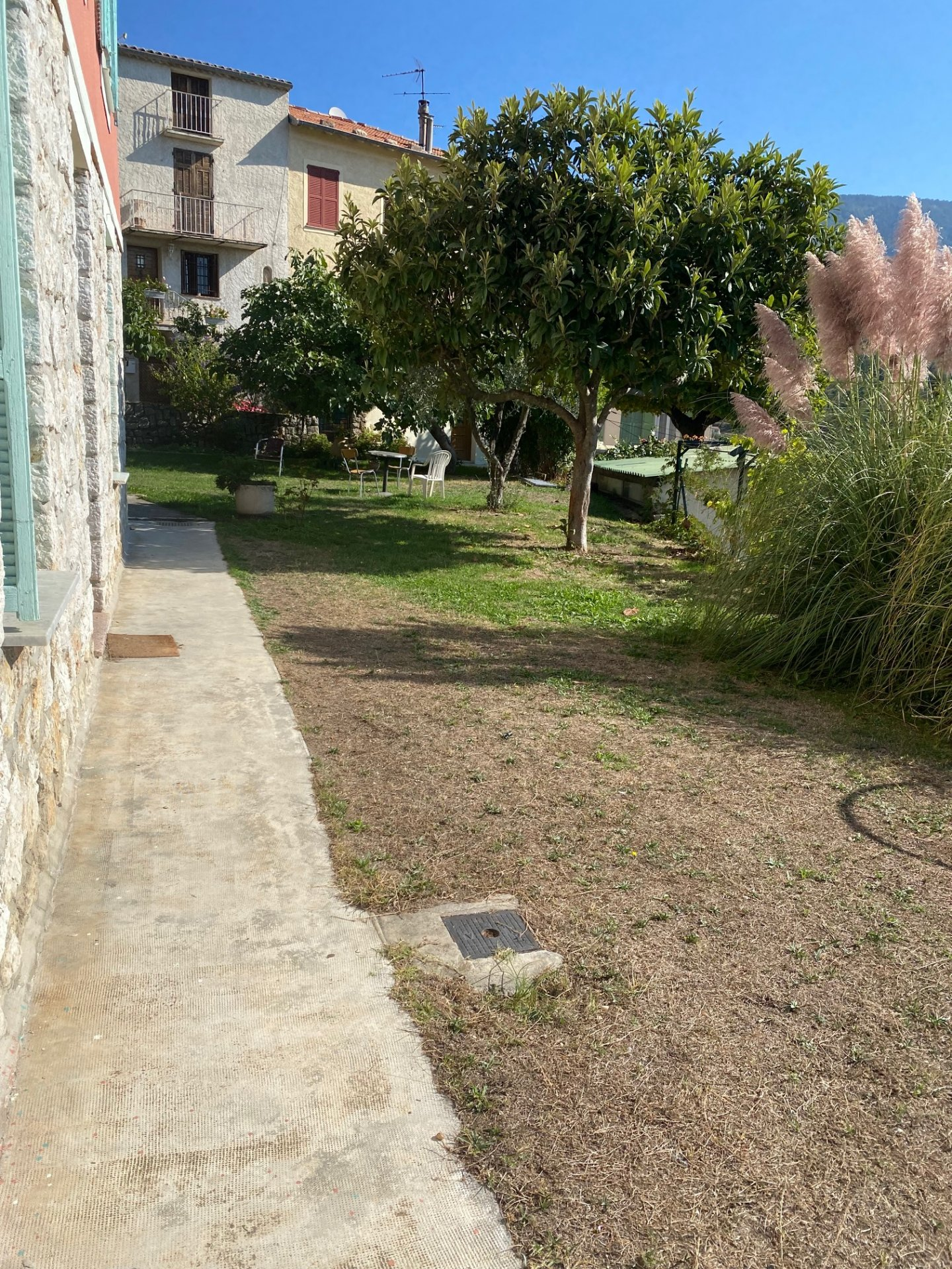 Levens village