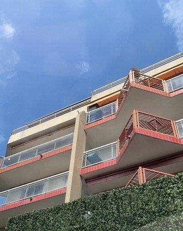 NICE La Lanterne 2Bdr apartment last floor