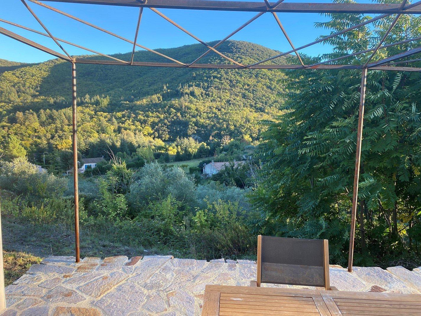 Villa avec une vue magnifique!