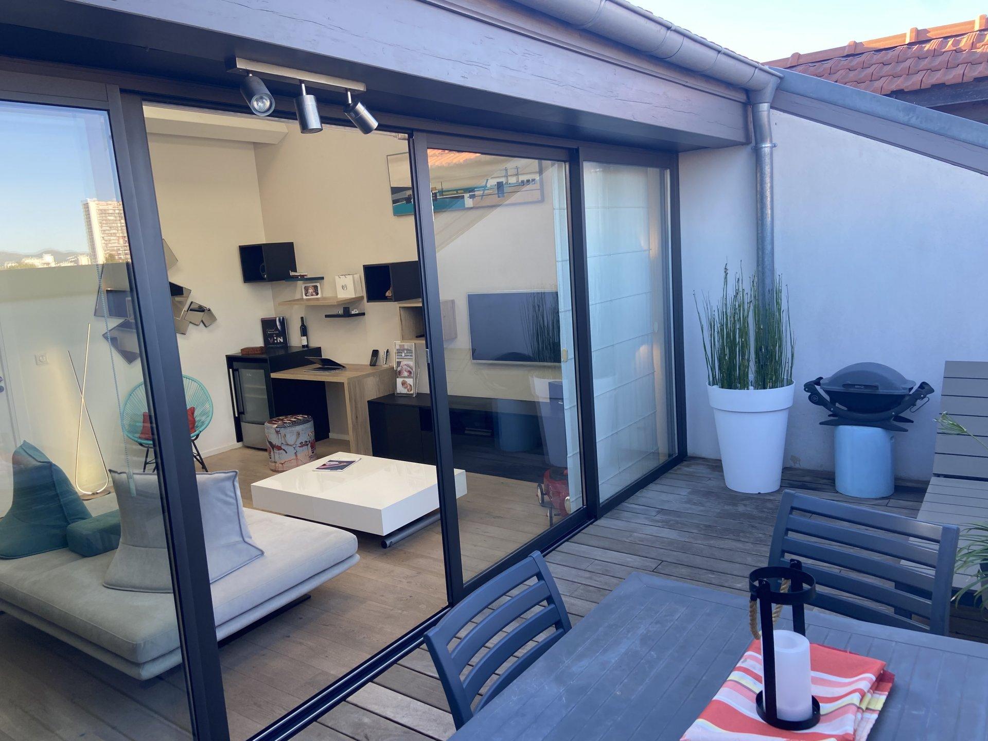 Appartement T3 St Anne 13008 Marseille