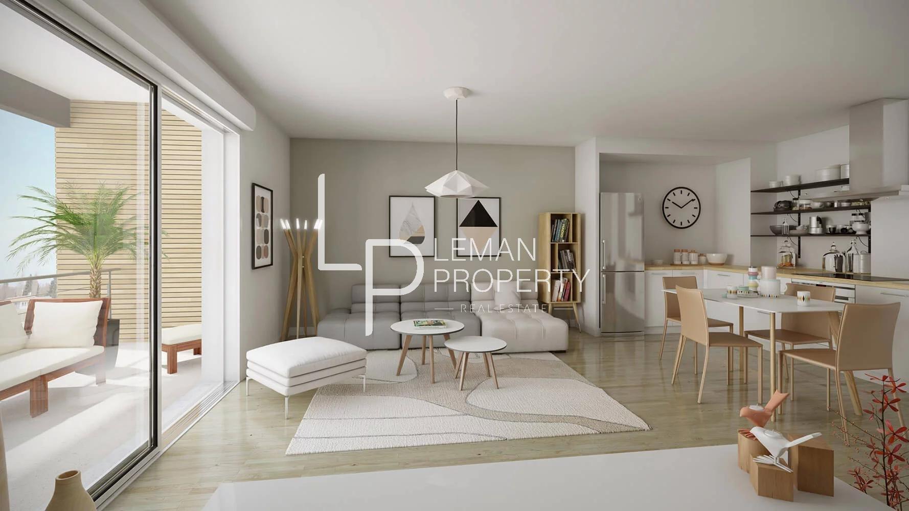 Vente de appartement à Aix-les-Bains au prix de 348000€