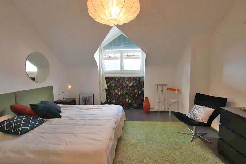 A lovely penthouse