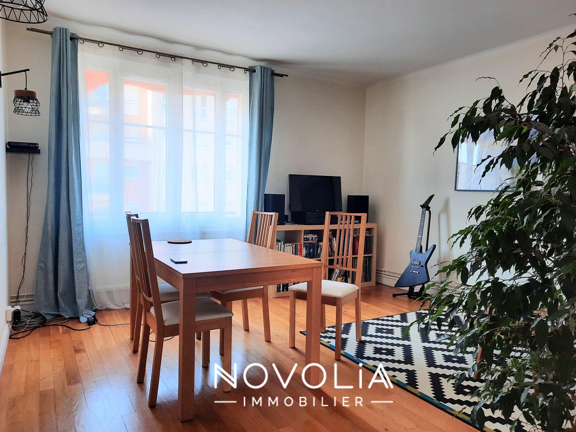 Achat Appartement Surface de 70.01 m²/ Total carrez : 70 m², 3 pièces, Villeurbanne (69100)