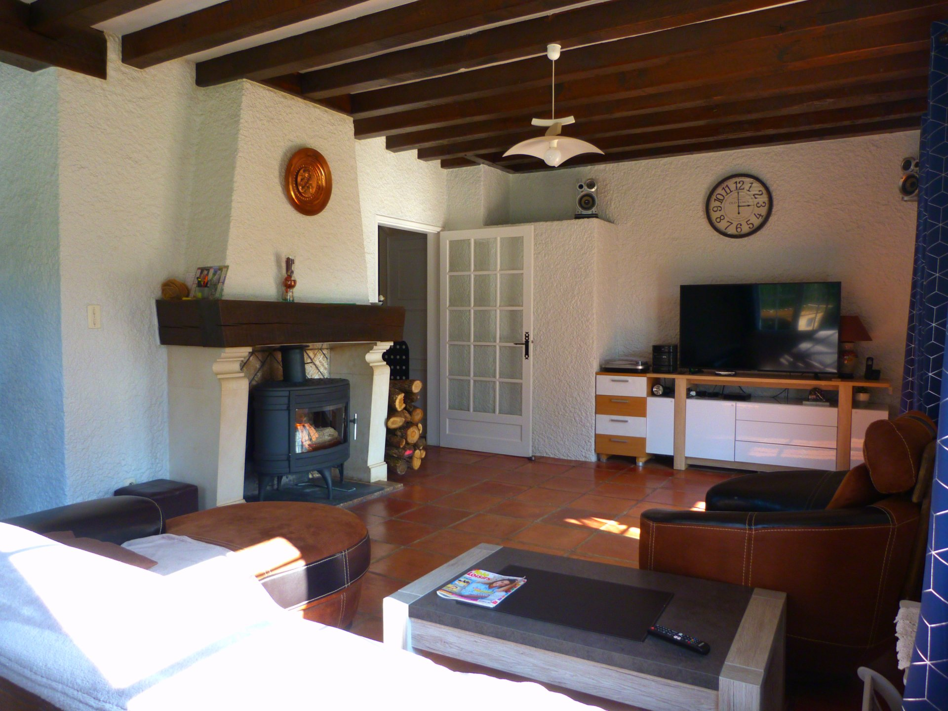 Country house 1 km from first shops