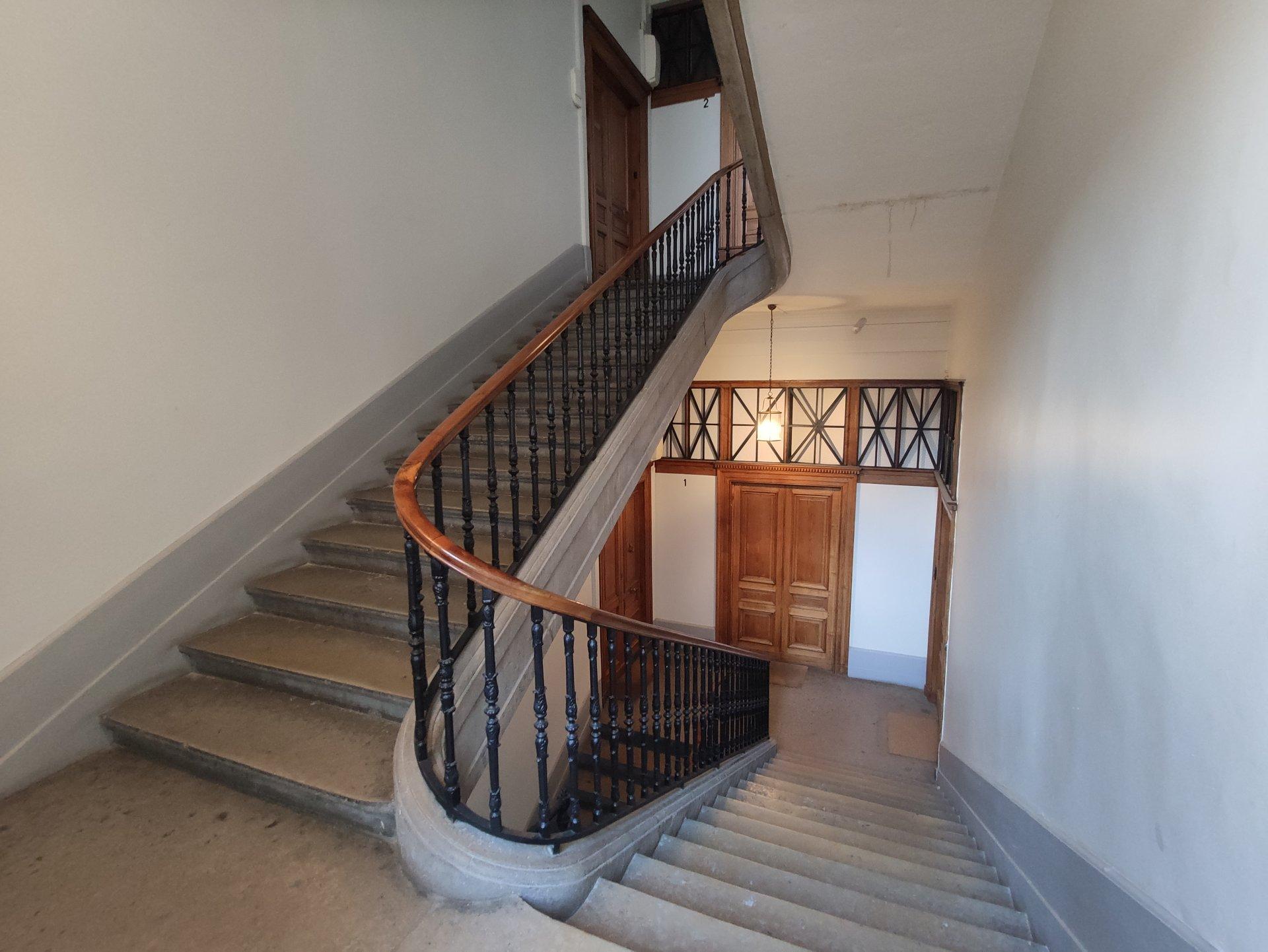 Place Bellecour duplex 172 m²