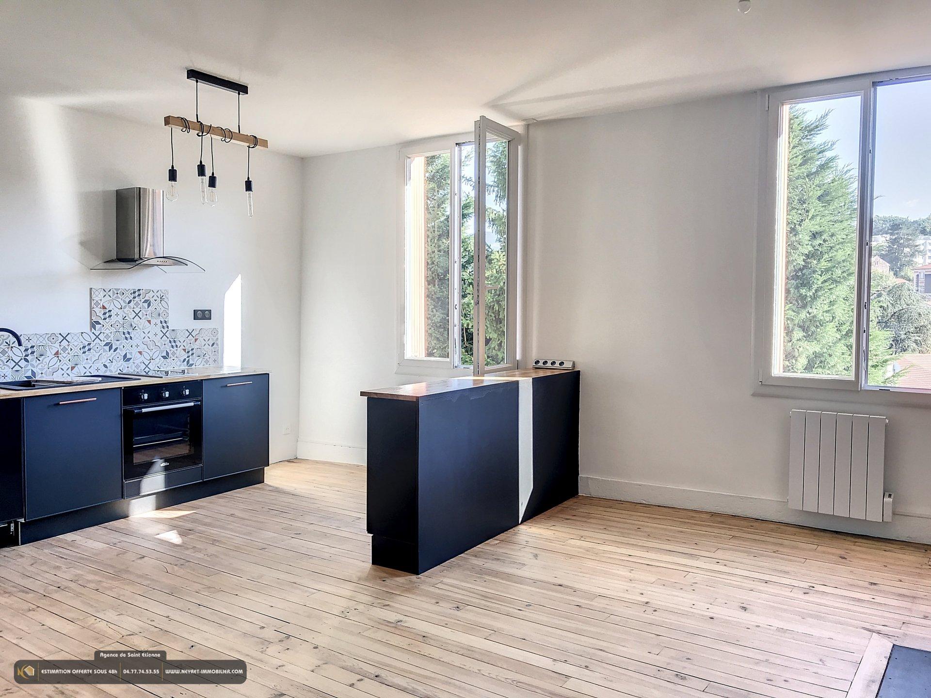 Vente Appartement - Saint-Étienne Monthieu, Saint-François
